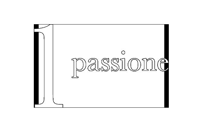 passione, fondamentale per il proprio lavoro
