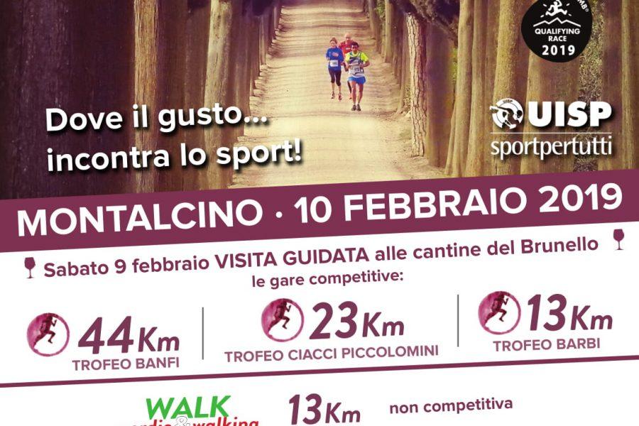 A Montalcino torna la Brunello Crossing 2019