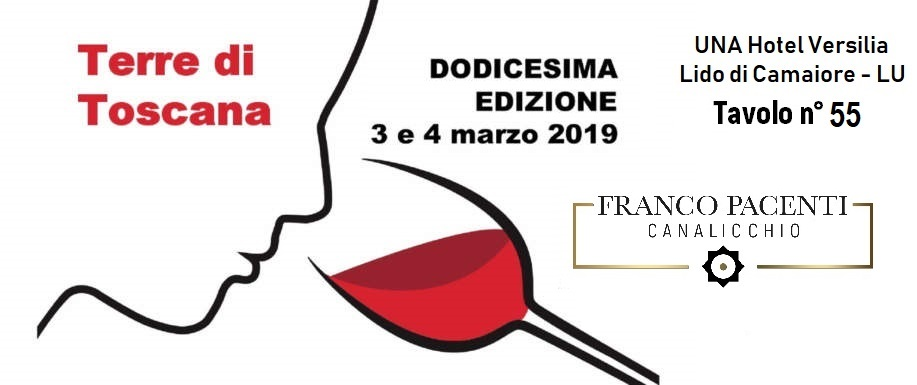 Continuano le anteprime: Terre di Toscana 2019
