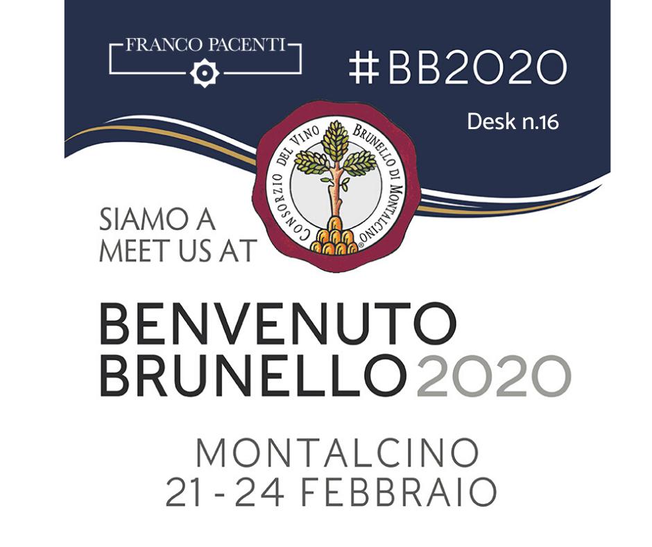 Benvenuto Brunello 2020, in anteprima la nuova annata di Brunello di Montalcino 2015