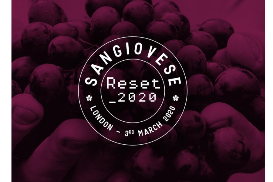 Sangiovese Reset, 3 marzo 2020, Londra