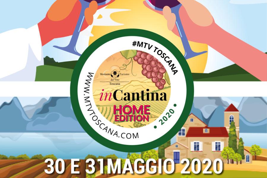 Torna Cantine Aperte nel nuovo format InCantina home edition