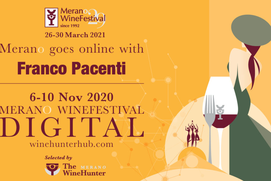 Merano Wine Festival 2020 in versione Digital